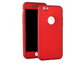 iphone 360 soft touch red