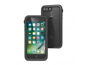 Catalyst Waterproof case, black iPhone 7+