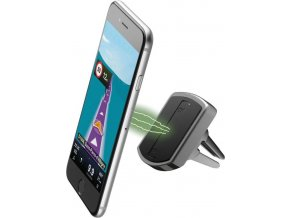 Magnetický držák na telefon do ventilace Cellularline MAG4 HANDY FORCE DRIVE, černý