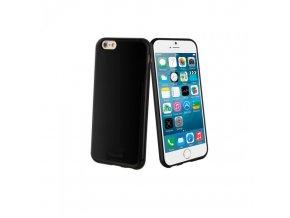 Kryt Full Silic Ultra Thin Black pro iPhone 6/6S + DOPRAVA ZDARMA!