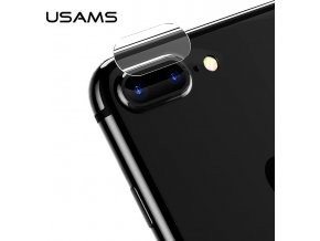 USAMS Tvrzené Sklo na Sklíčko Kamery pro iPhone 7 Plus