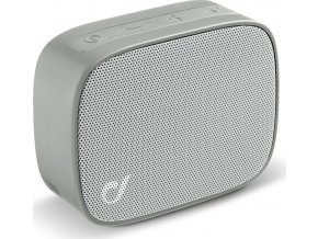 Bezdrátový bluetooth reproduktor Audio Cellularline Fizzy, šedý