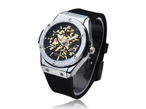 Pánské hodinky Clearo Steel Automatic – Silver