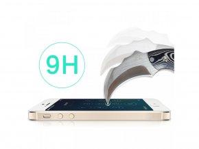 Ochranné tvrzené sklo na iPhone 5 / 5S / SE – HOCO, GHOST 0,25mm