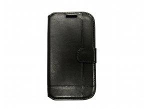 Pouzdro Fashion Case pro Samsung Galaxy S6 - černý