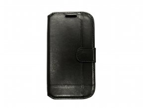 Pouzdro Fashion Case pro Samsung Galaxy S6 EDGE - černý