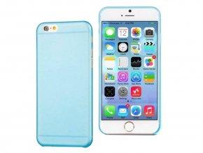 Kryt HOCO TPU Frosted Ultra-tenký pro Apple iPhone 6/6S, světle modrý