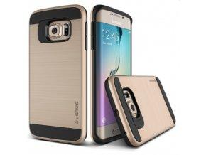 Verus Verge pro Samsung Galaxy S6 edge, zlatý