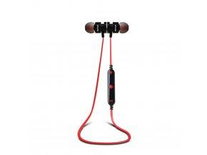 AWEI T11 Bluetooth bezdrátová sluchátka, Red main