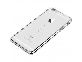 Kryt X FITTED SWAROVSKI DIAMOND SD pro iPhone 6:6S, silver main