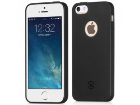 Kryt HOCO Juice Ultra-tenký pro Apple iPhone 5/5S/SE, černý