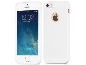 Kryt HOCO Juice Ultra-tenký pro Apple iPhone 5/5S/SE, béžový