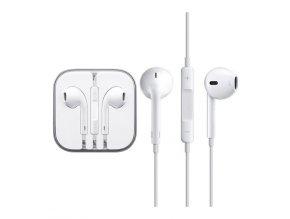 sluchatka s mikrofonem a dalkovym ovladanim pro apple