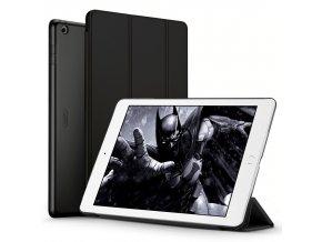 Kryt Book Case s ochranou displeje pro iPad 2017 - Černý