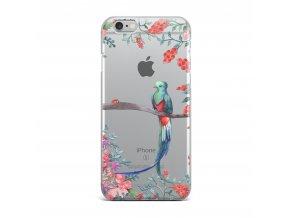 Kryt Clearo Bird Nature pro iPhone 7/8