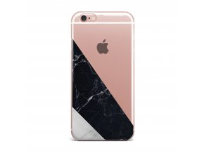 Kryt Clearo Marble Stripes pro iPhone 5/5S/SE