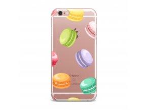 Kryt Clearo Macaroons pro iPhone 5/5S/SE