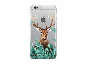 Kryt Clearo Deer pro iPhone 5/5S/SE