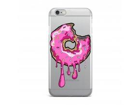 Kryt Clearo Big Donut pro iPhone 6/6S