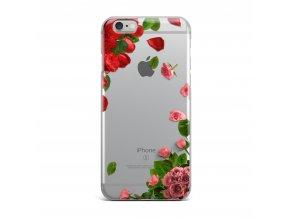 Kryt Clearo Roses Garden pro iPhone 6/6S