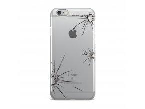 Kryt Clearo Broken pro iPhone 6/6S