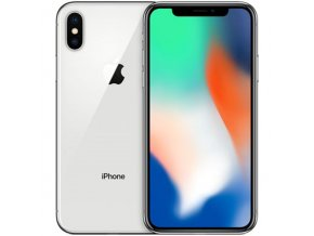 iphone x silver