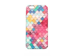 Kryt Clearo Colorful Scale Case pro iPhone 6/6S