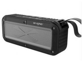 Bezdrátový voděodolný Bluetooth reproduktor s NFC W-King™ Max