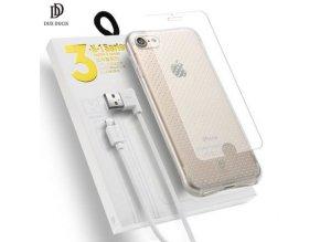 pol pl Etui iPhone 6 6s Dux Ducis 3in1 Case Usb Glass 7092 1