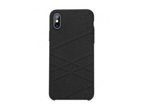 Kryt Nillkin Flex TPU Silikon pro iPhone X, Black