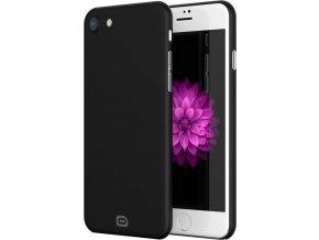 Kryt Odzu Crystal Thin Case, black iPhone 8