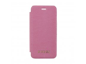 Pouzdro Guess Python Book Pink pro iPhone 7 : 8 : 6 : 6S