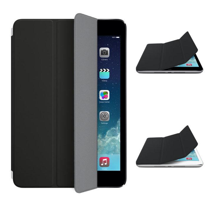 Magnetický kryt Smart Case pro iPad mini 1, 2 a 3 (i retina) Barva: Černý