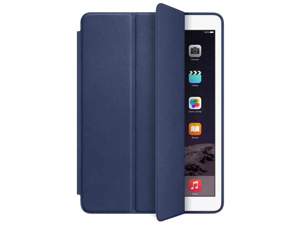 Magnetický kryt Smart Case pro iPad mini 1, 2 a 3 (i retina) Barva: Tmavý modrý