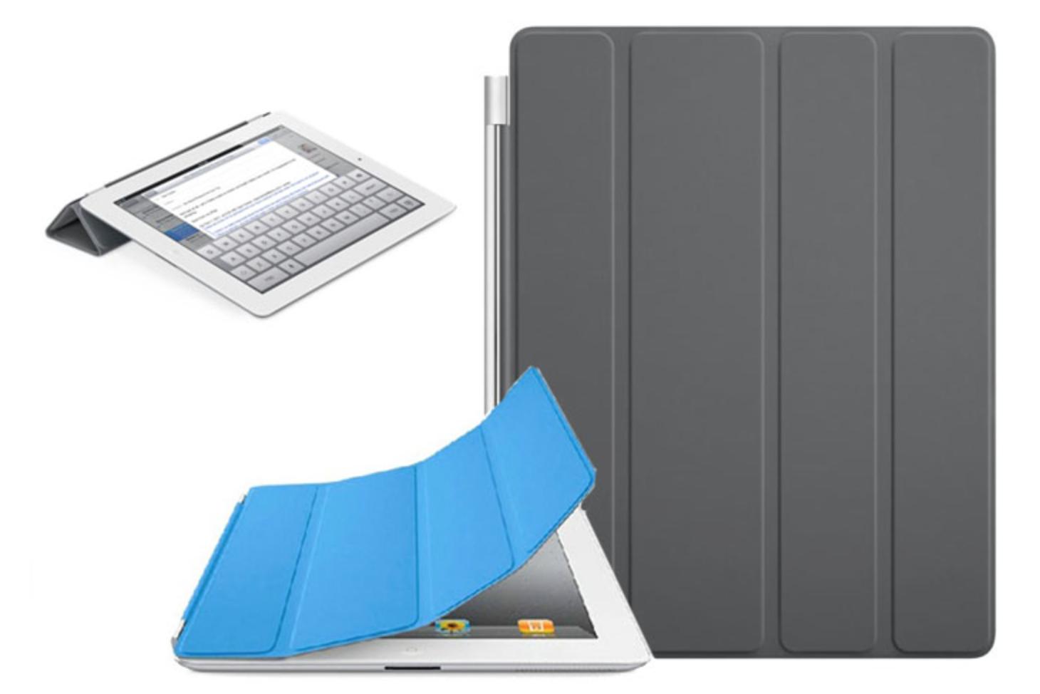 Magnetický kryt Smart Case pro iPad mini 1, 2 a 3 (i retina) Barva: Modrý