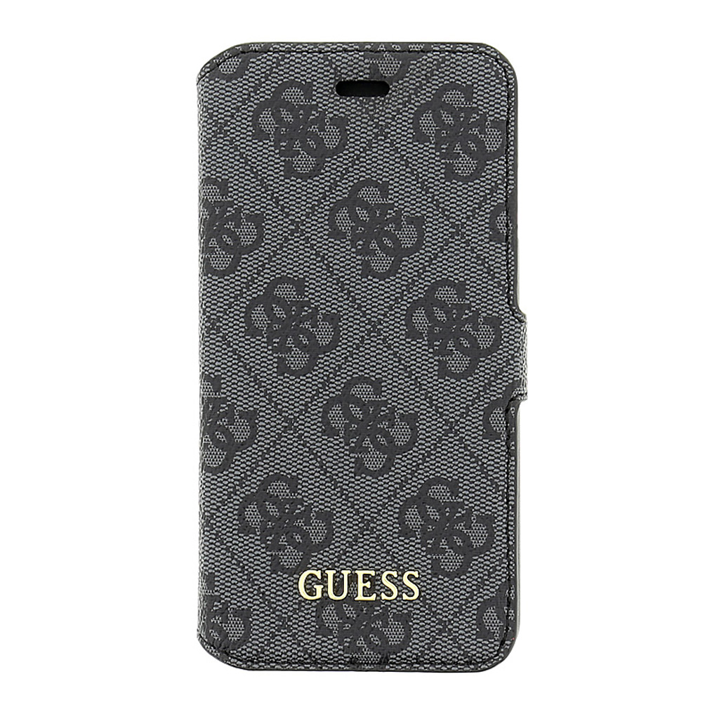 Pouzdro Guess 4G Uptow Book Grey pro iPhone 6/6S