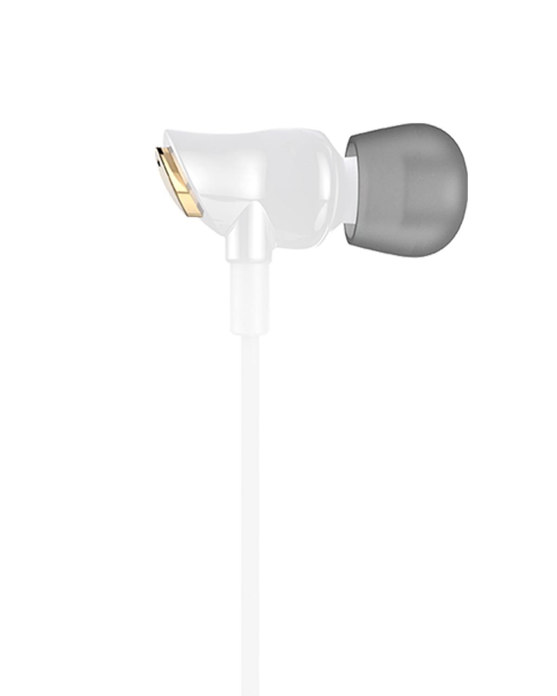 Sluchátka s mikrofonem HOCO CERAMIC HF1 HIFI - White