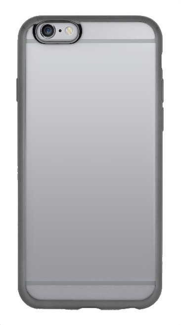 Kryt Silic Shield pro iPhone 6/6S Barva: Space Grey