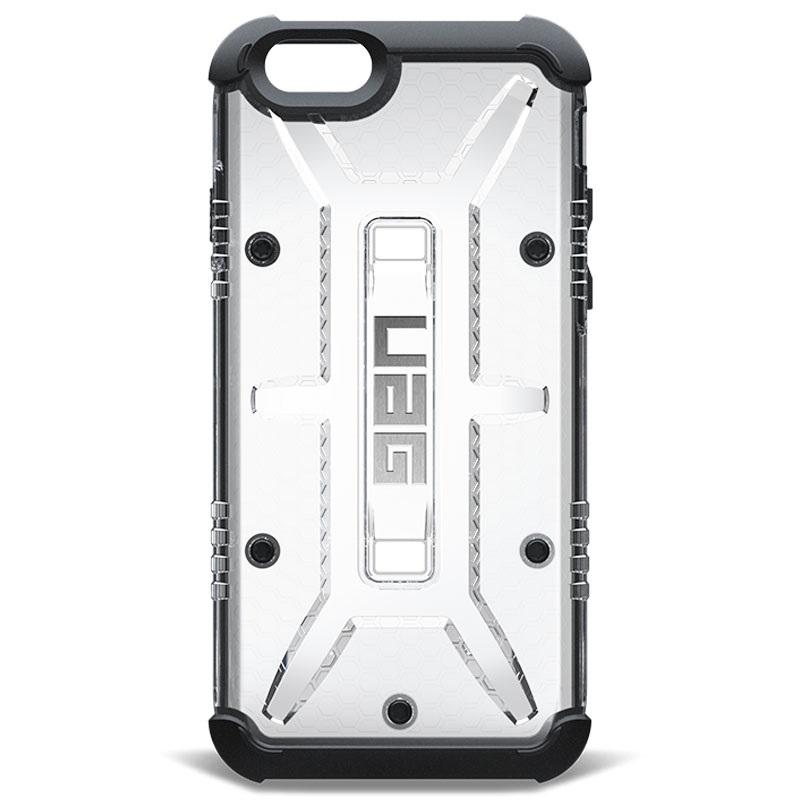 Kryt UAG composite case Maverick, clear - iPhone 6/6s