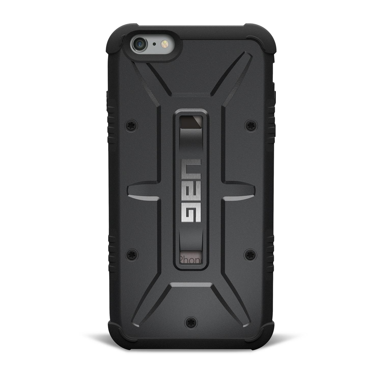 Kryt UAG composite case Scout, black - pro iPhone 6 Plus/6s Plus