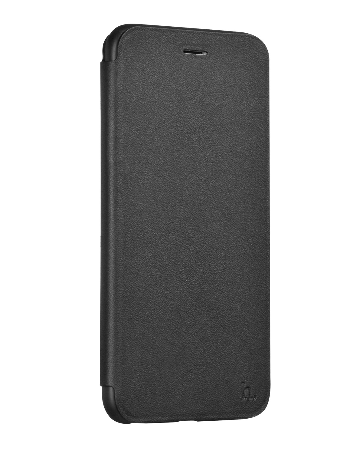 Pouzdro HOCO Nappa Leather – Black pro Apple iPhone 5/5S/SE