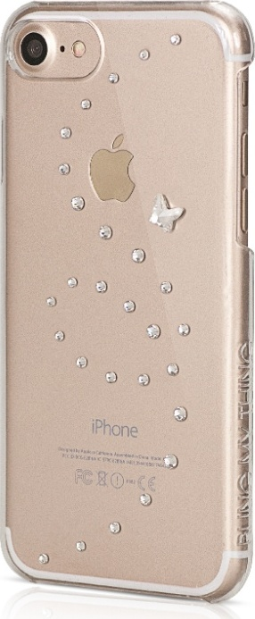 Kryt Bling My Thing Papillon Pure Brilliance pro Apple iPhone 7 with Swarovski® crystals