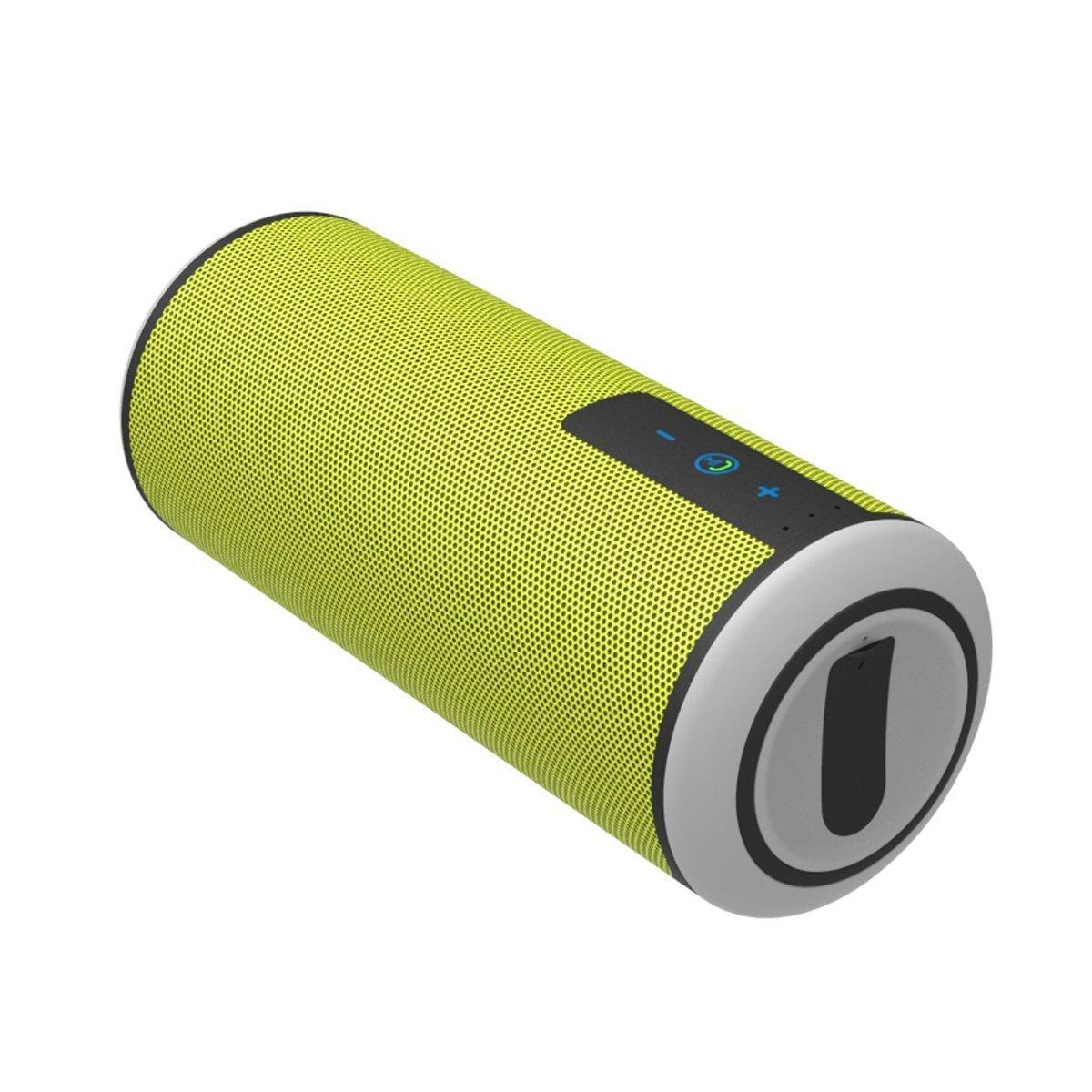 Voděodolný reproduktor W-King™ X6 X-Bass outdoor s Bluetooth 4.0 a NFC Barva: Zelený