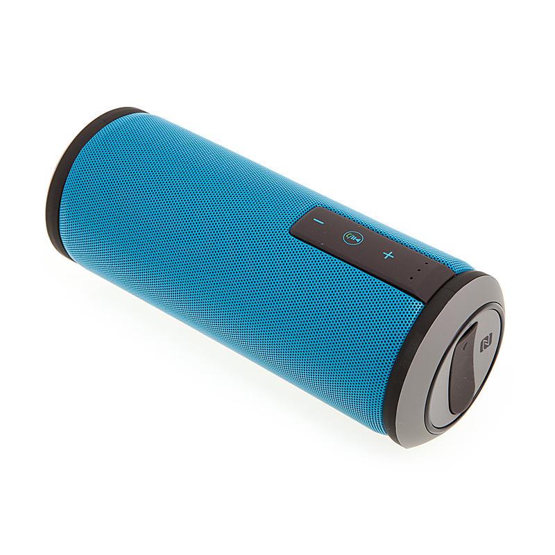 Voděodolný reproduktor W-King™ X6 X-Bass outdoor s Bluetooth 4.0 a NFC Barva: Modrý