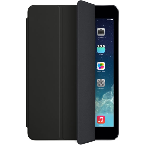 Magnetický kryt Apple Smart Cover, Black pro iPad Mini 1, 2 a 3 (i retina)