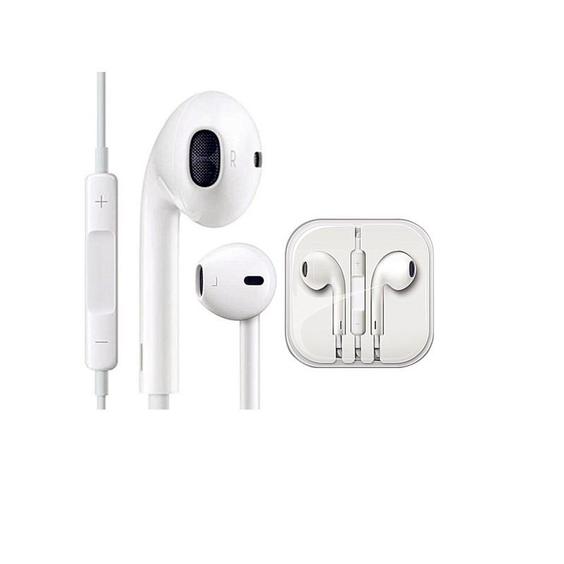 Apple originální sluchátka EarPods s ovládáním a mikrofonem MD827ZM/A (retail pack)