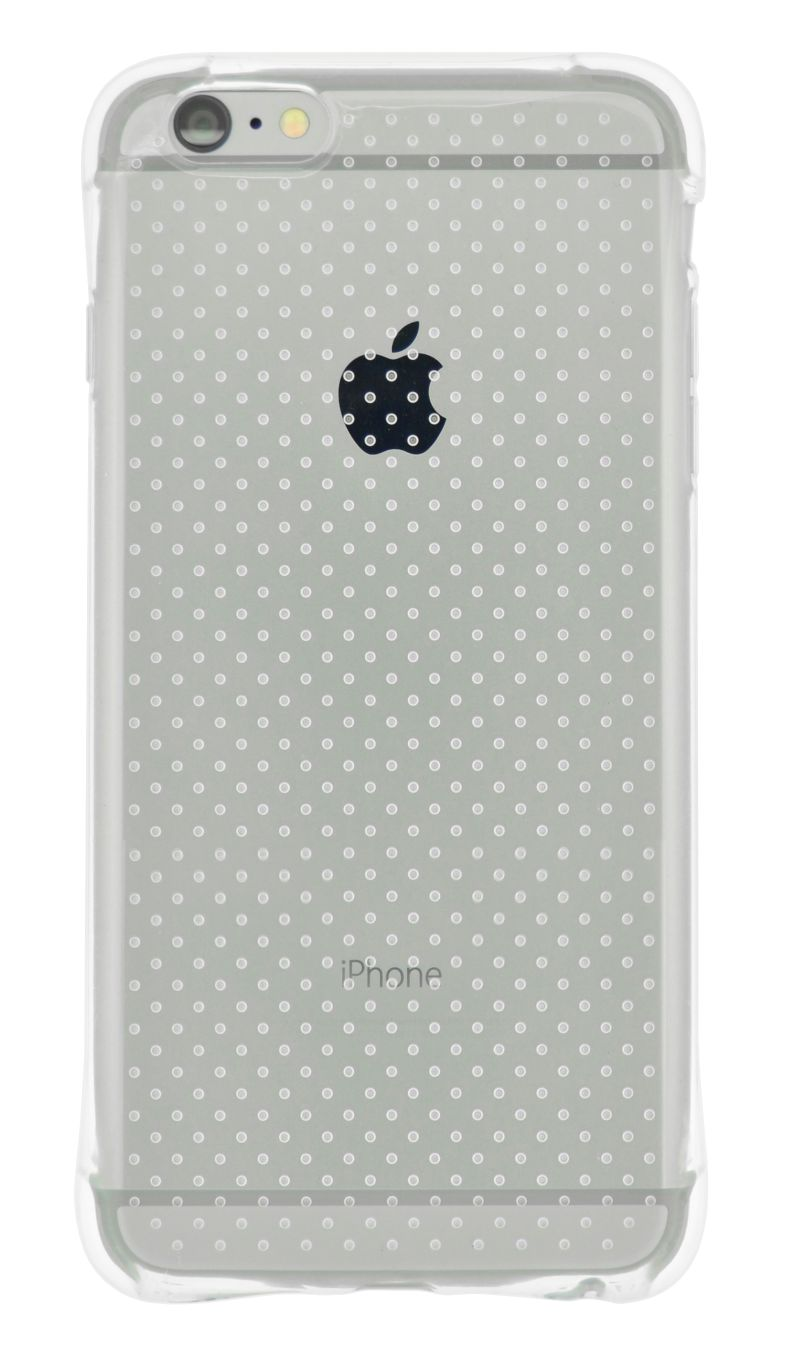 Kryt 4-OK PROTEK AIR SHOCK JELLY, čirý - pro iPhone 6/6S