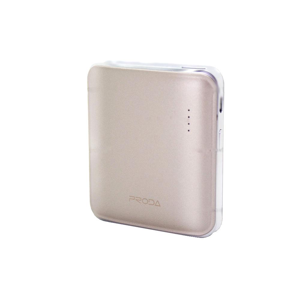 Remax PPL-21 MInk PowerBank 5000mAh Li-Pol Gold (EU Blister) Externí baterie / Power Banka