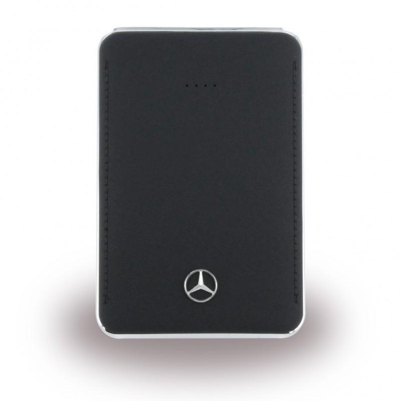 Mercedes Power Bank 5000mAh Black Externí baterie / Power Banka