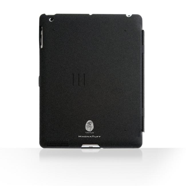 Kryt Tactus MagnaTuff Quantum pro iPad Air - Schwade Black